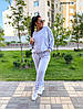 Шикарный женский спортивный костюм ботал р15273 ГЛ, фото 6