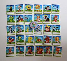 Набор карточек для уголка дежурных с местом для фамилий