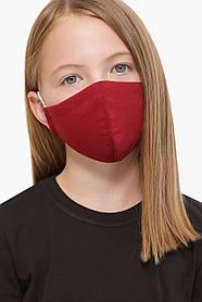 Дитяча захисна маска на хлопчика дівчинку на гумці