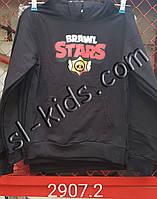 Худи с капюшоном BRAWL STARS на байке 9-12 лет Atabay(2907.2)