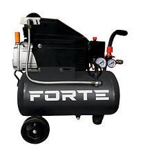 Компрессор Forte FL-2T24N! 200 л/мин, качество Профи! Профи Качество!