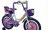 Велосипед Azimut Girls 14 дюймов, фото 8