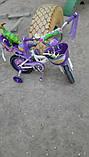 Велосипед Azimut Girls 14 дюймов, фото 9