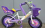 Велосипед Azimut Girls 14 дюймов, фото 7