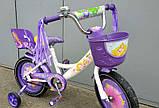 Велосипед Azimut Girls 14 дюймов, фото 6
