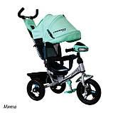 Трехколесный Велосипед Сrosser OneТ1 надувные колеса, фото 5