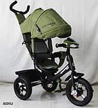 Триколісний Велосипед Сгоѕѕег ОпеТ1 надувні колеса, фото 3