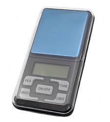Ювелірні ваги 200гр-0,01 (Гумові кнопки)