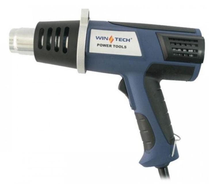 Будівельний фен Wintech WHG-2000RT
