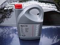 KE90090042 Оригинальное моторное масло NISSAN Motor Oil SAE 5W-40 (EU) 5 л