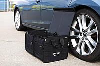 Органайзер в багажник автомобиля GLZ Motors с крышкой