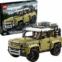 Конструктор LEGO TECHNIC Land Rover Defender 2573 детали