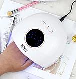 УФ лампа для полимеризации (LED+UV) Sun X28  / Лампа для маникюра, фото 4