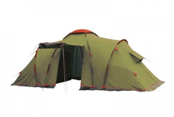 Четырехместная палатка Tramp Lite Castle 4 TLT-014.06