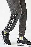 Спортивные серые штаны Tommy Life 17999