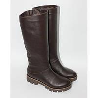 e3df4dcde Женская кожаная обувь от производителя. Женские кожаные сапоги на широкую  голень