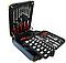 Большой набор инструментов 399 pcs  от Swiss Craft International PL-399ТLG, в чемодане, с колесами, фото 2