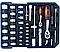 Большой набор инструментов 399 pcs  от Swiss Craft International PL-399ТLG, в чемодане, с колесами, фото 6