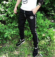 Штаны Карго (плащевка) Miracle Design black