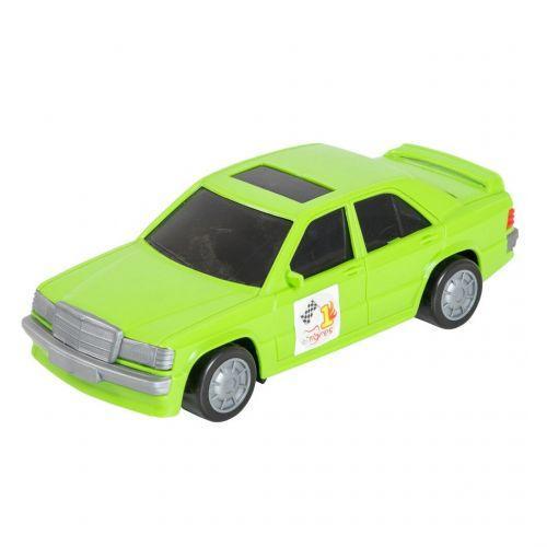 Детская игрушка Машинка-мерс, Wader / 35 / салатовый 39004
