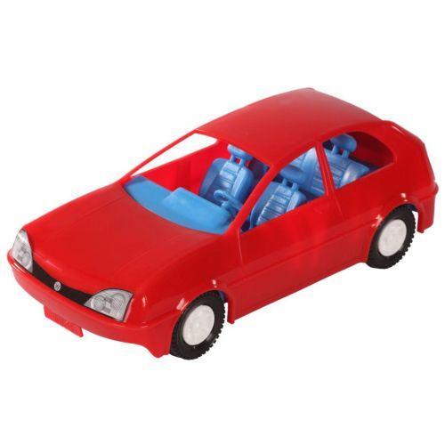 Детская игрушка Машинка-купе, Wader красная 39001