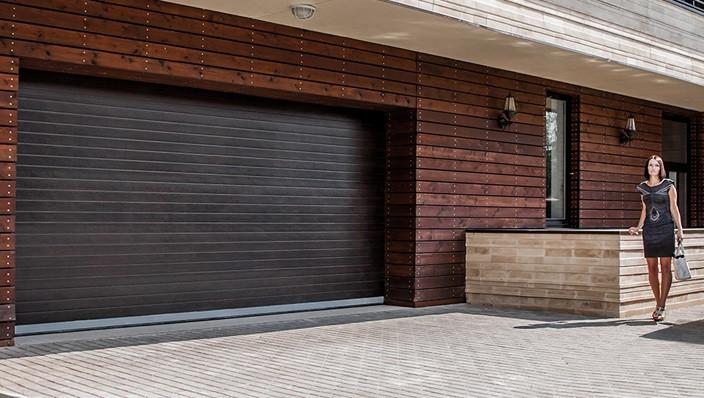 Автоматичні гаражні ворота DoorHan 2000*1900