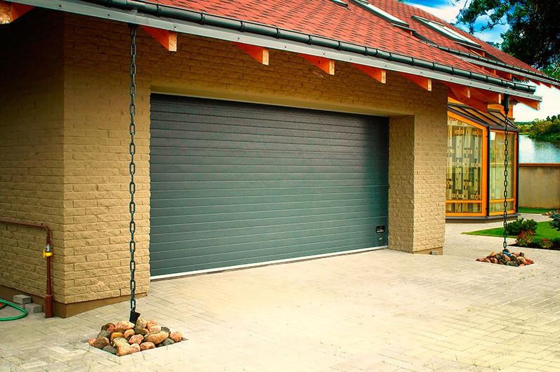 Гаражные ворота DoorHan 4900*2200 - фото 3
