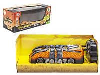 """Детская игрушечная машинка на радиоуправлении """"Halloween"""" оранжевый ESD899-311-313-315"""