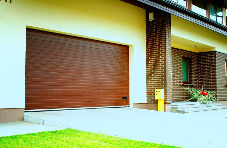Гаражные ворота DoorHan 4900*2200 - фото 4