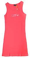 Платье для девочки-подростка Kolor Koralu Трикотажное Коралловое
