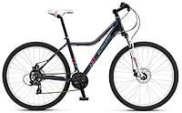 """Велосипед 27.5"""" Schwinn Rocket 6 рама - S Women 2015 slate"""
