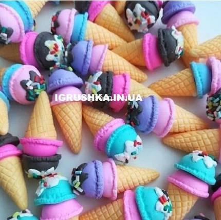 Шарм «Двойное мороженое» для слайма, фото 2