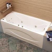 Прямоугольная гидромассажная ванна Triton Эмма 150, 1500х700х620 мм