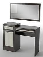 "Будуарный столик ""Алэн"" размеры стола ― 1000х400х800 мм."