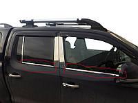Окантовка вікон Volkswagen Amarok