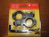 "Кольца для крепления  оптики на ласту,  1"" (25мм)"