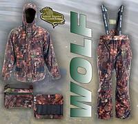 Костюм охотничий осень-зима до -10С Silent Hunter Wolf