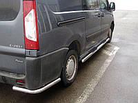 Peugeot Expert Задние углы AK-003