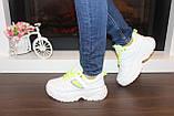 Кросівки жіночі білі Т1153, фото 5