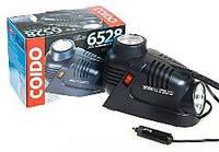 Компрессор COIDO 6528 (300psi) манометр/фонарь
