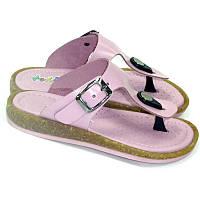 Сандали на девочку (J-4303), Tedi Stile(Турция) 26 р. Розовый