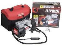 Компрессор ELEPHANT КА-12600 150psi/14Amp/35л/прикур./фонарь