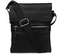 Кожаная сумка для мужчин 24х18х5-6см.