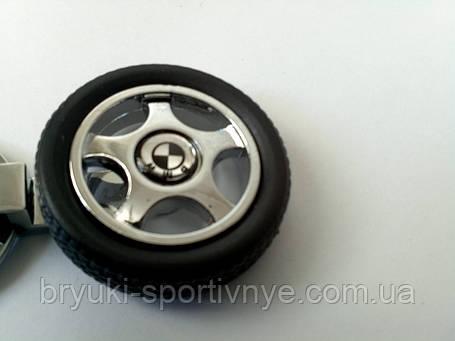 Брелок в форме колеса с логотипом BMW, фото 2