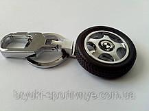 Брелок в форме колеса с логотипом BMW, фото 3