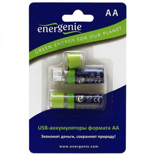 Зарядные устройства АА EnerGenie EG-BA-001 1500mAh