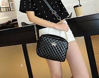 Женская сумка через плечо Bright Bag стеганная