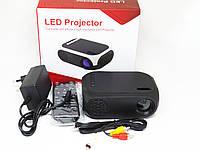 Мини проектор портативный мультимедийный Led Projector YG320C, фото 1