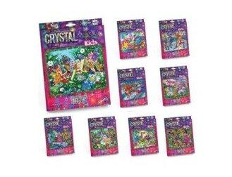 "Набор д/творч. Danko toys ""Crystal Mosaic Kids"" (20)"