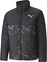 Куртка зимняя Puma ESS+ PADDED GRAPHIC JACKET - Оригинал
